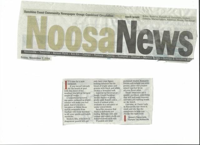 2014 11 07 Noosa News1