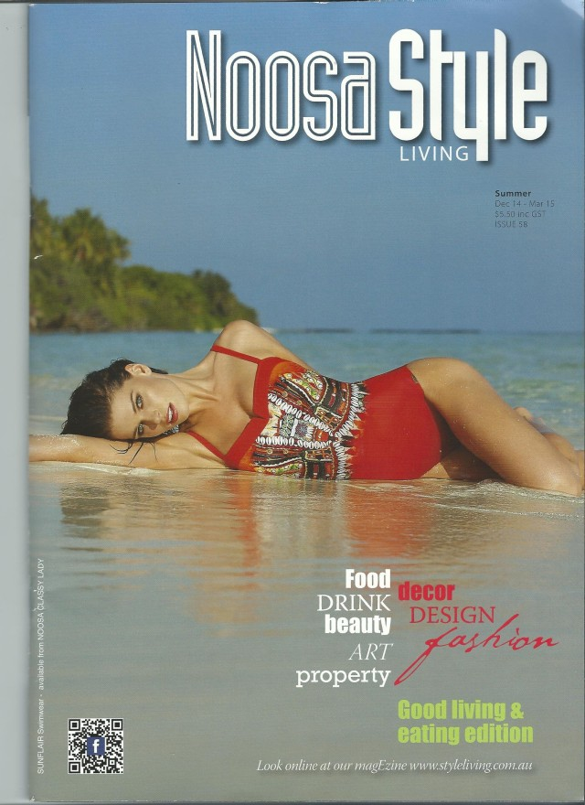 2014 12 Noosa Style Front Page