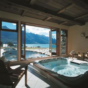 New Zealand luxury spa